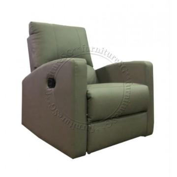 Rainie Rocking Swivel Recliner Sofa (1 Seater)