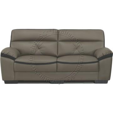 Sofa Set SFL1208A (Half Leather)