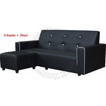 Aston Sofa + Stool