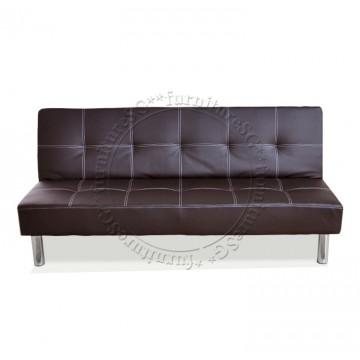 Sofa Bed SFB1050 (Dark Brown)