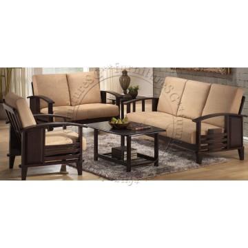 Wooden Sofa WS1037